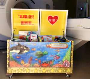 Toy Box donated by Newfoundland Power's The Power of Life Project, in partnership with the Dr. H. Bliss Murphy Cancer Care Foundation
